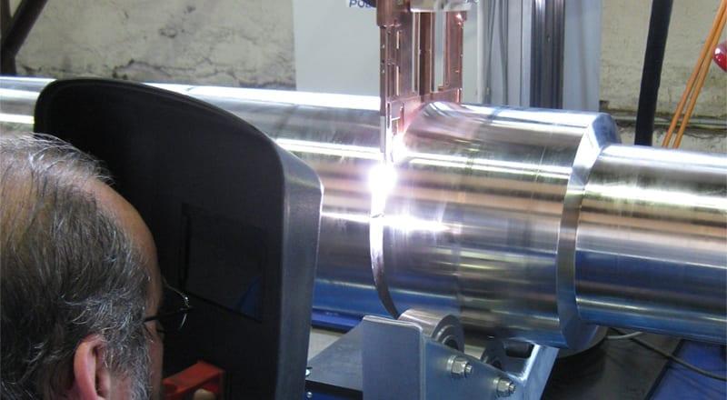 StubWelding Schoeller-Bleckmann Oilfield Technology