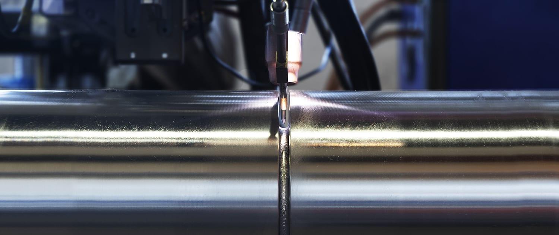 Engspaltschweißen Schoeller-Bleckmann Oilfield Technology