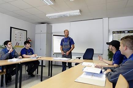 Lehrsaal Schöller-Bleckmann
