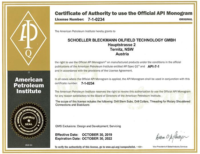API Certbis2022